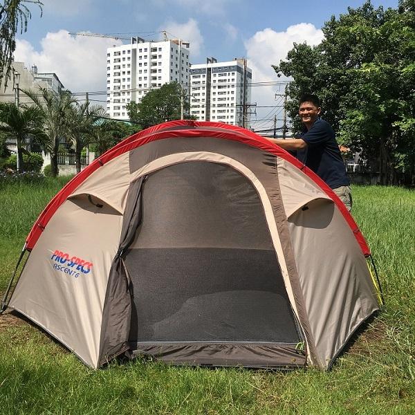 cho thuê lều cắm trại