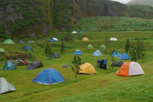 cung cấp lều cắm trại số lượng lớn